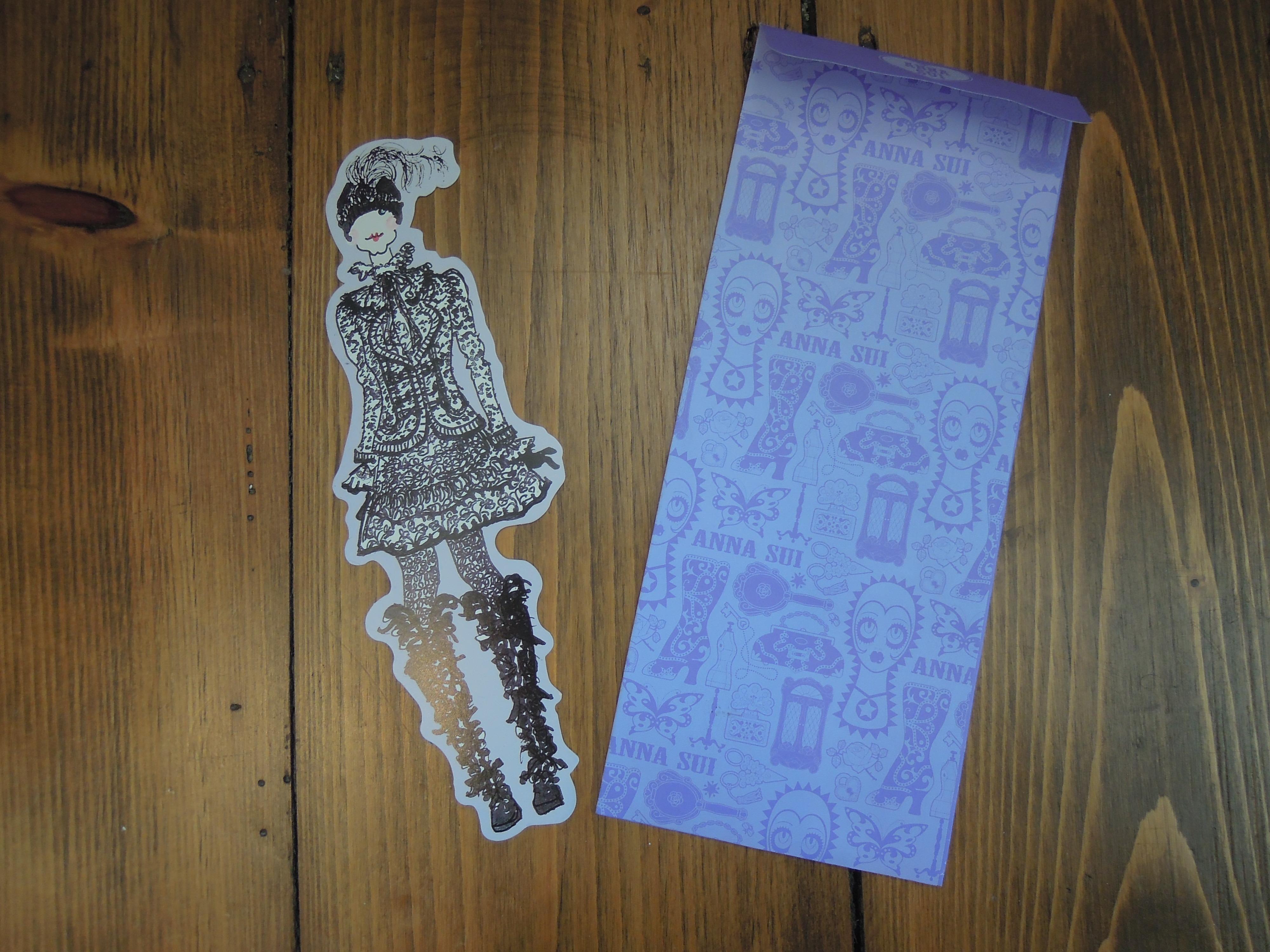 Anna Sui card
