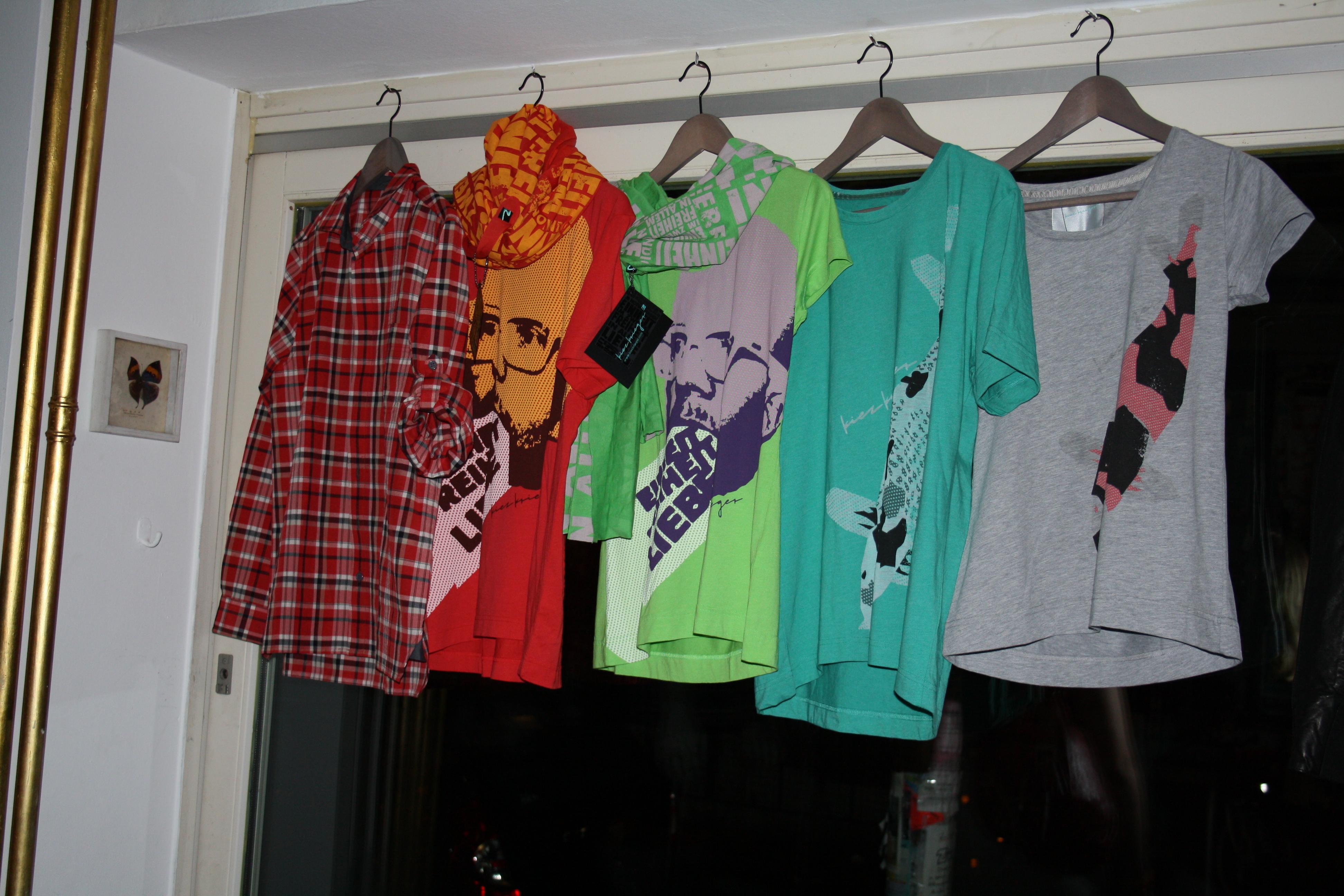Kiezkrieger Shirts
