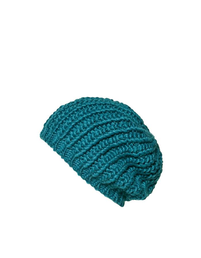 Mütze türkis