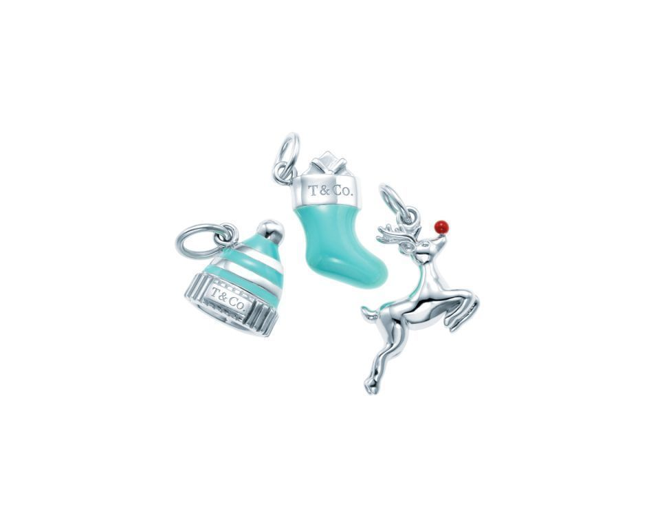 Tiffany & Co .TIFFANY CHARMS