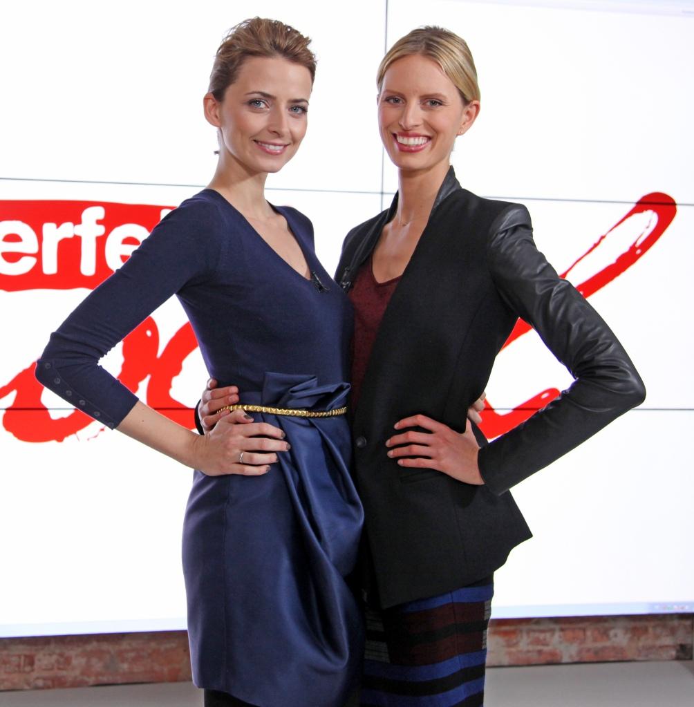 Eva und Karolina