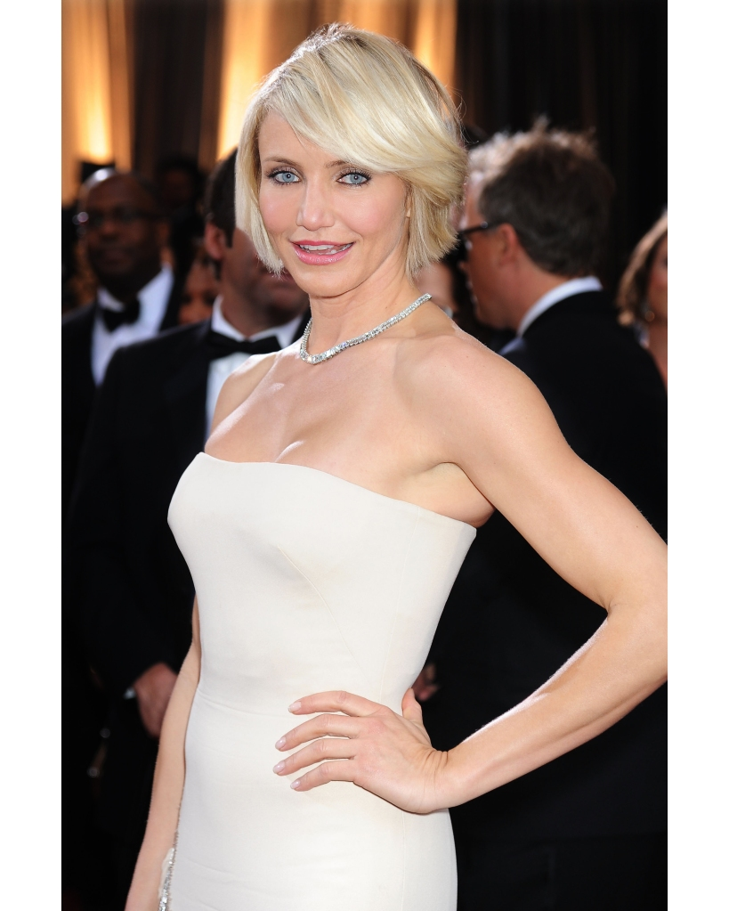 Tiffany & Co. CAMERON DIAZ AT THE 84TH ACADEMY AWARDS®