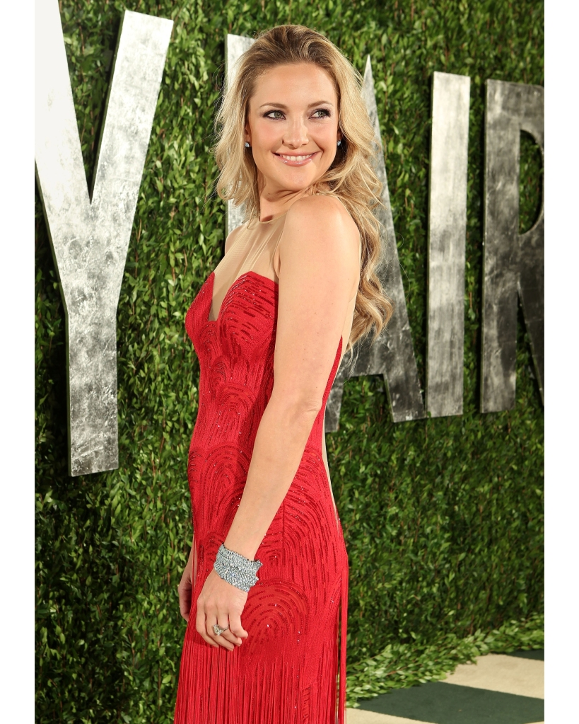 Tiffany & Co. KATE HUDSON AT THE VANITY FAIR ACADEMY AWARDS® PARTY