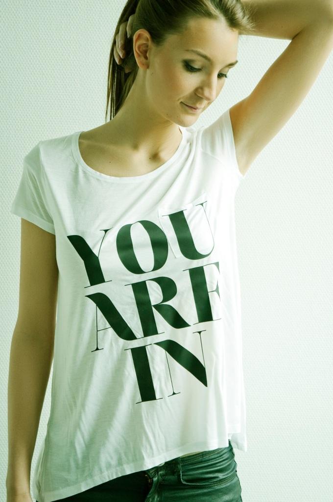 Karolina Kurkova Shirt