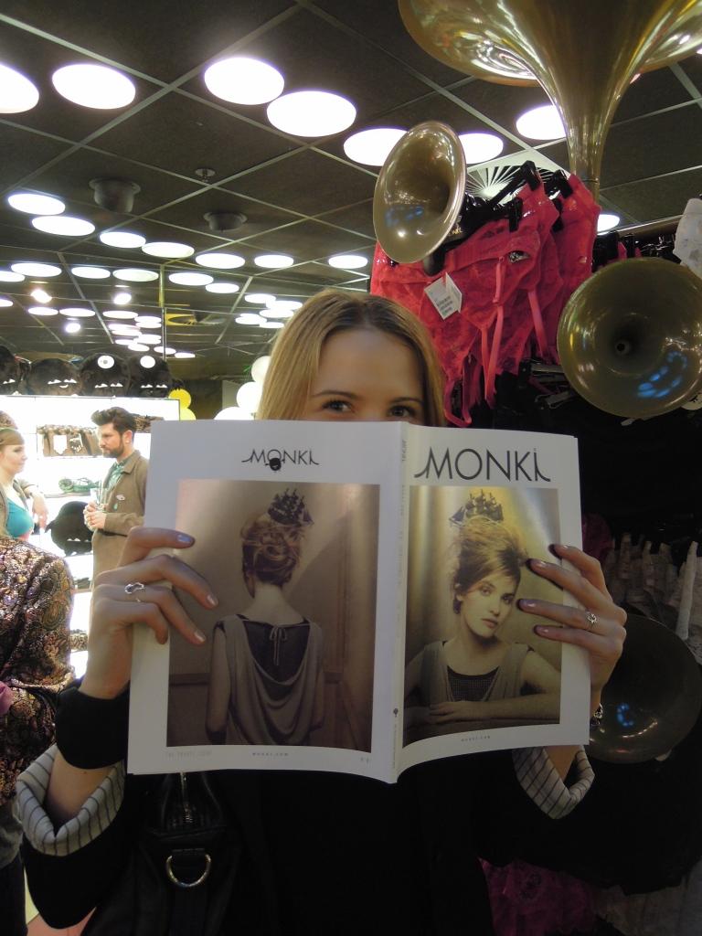 Monki Magazine
