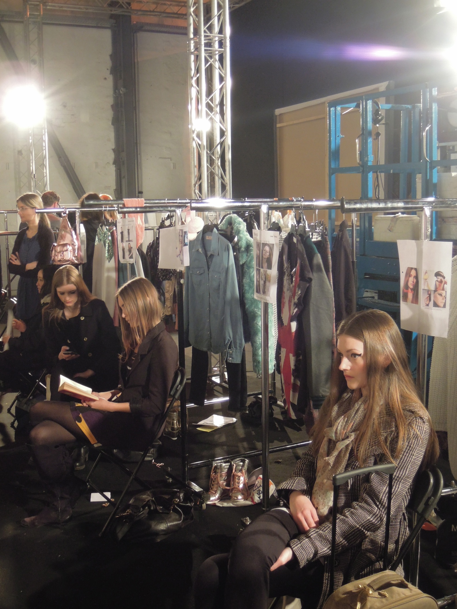Backstage Models