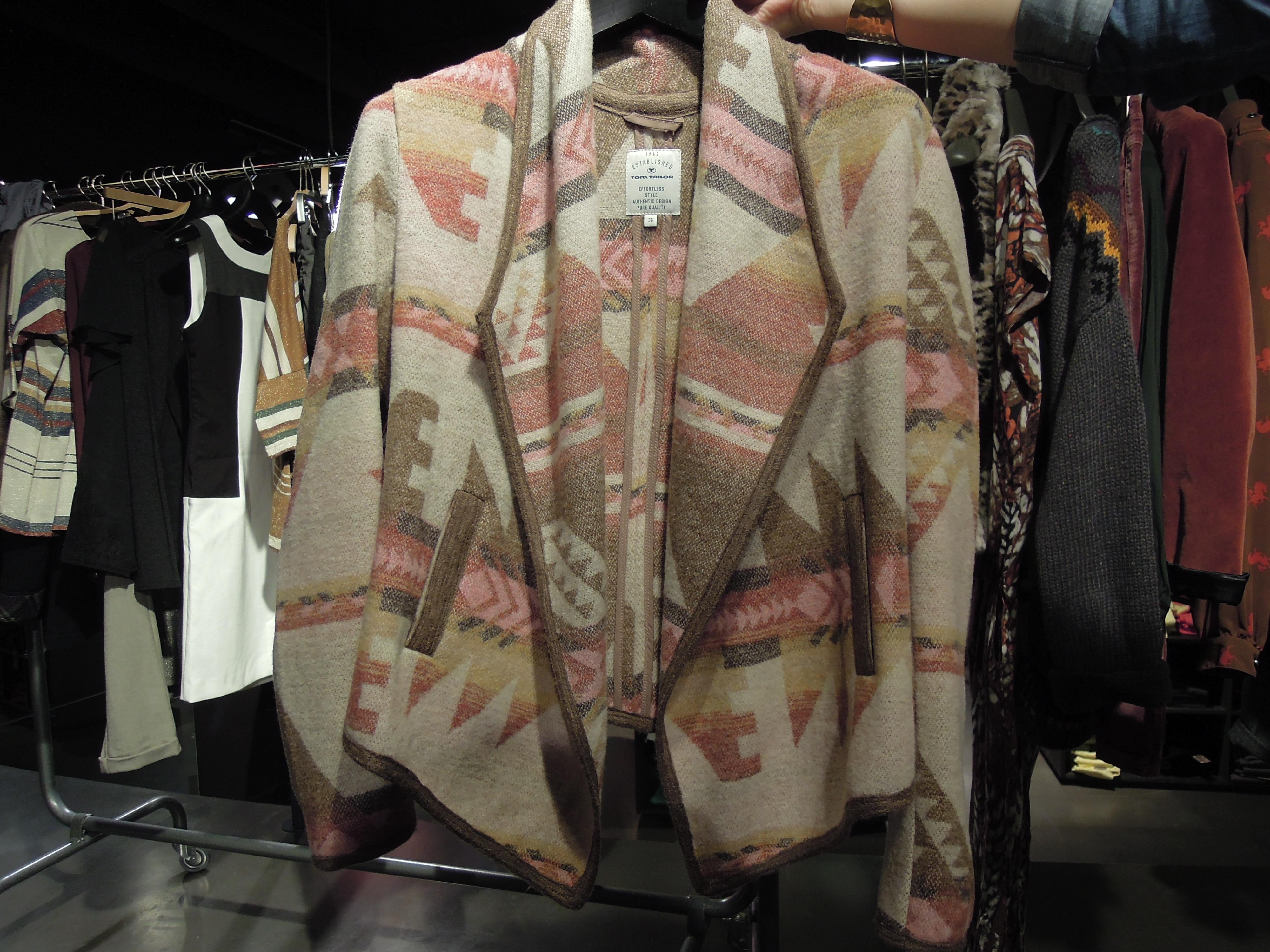 ethno style jacket
