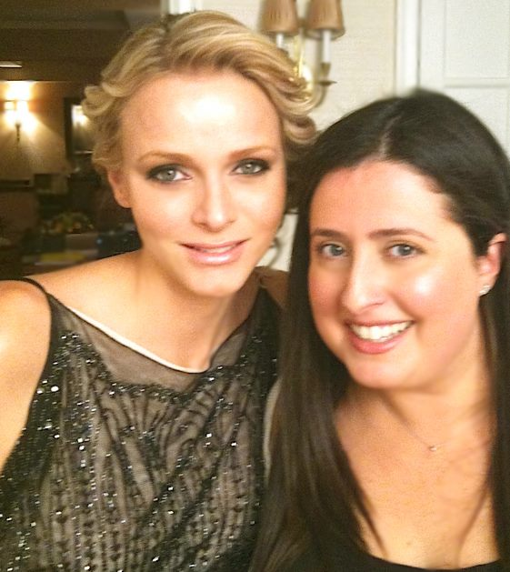 Nicole Bryl & HSH Princess Charlene of Monaco