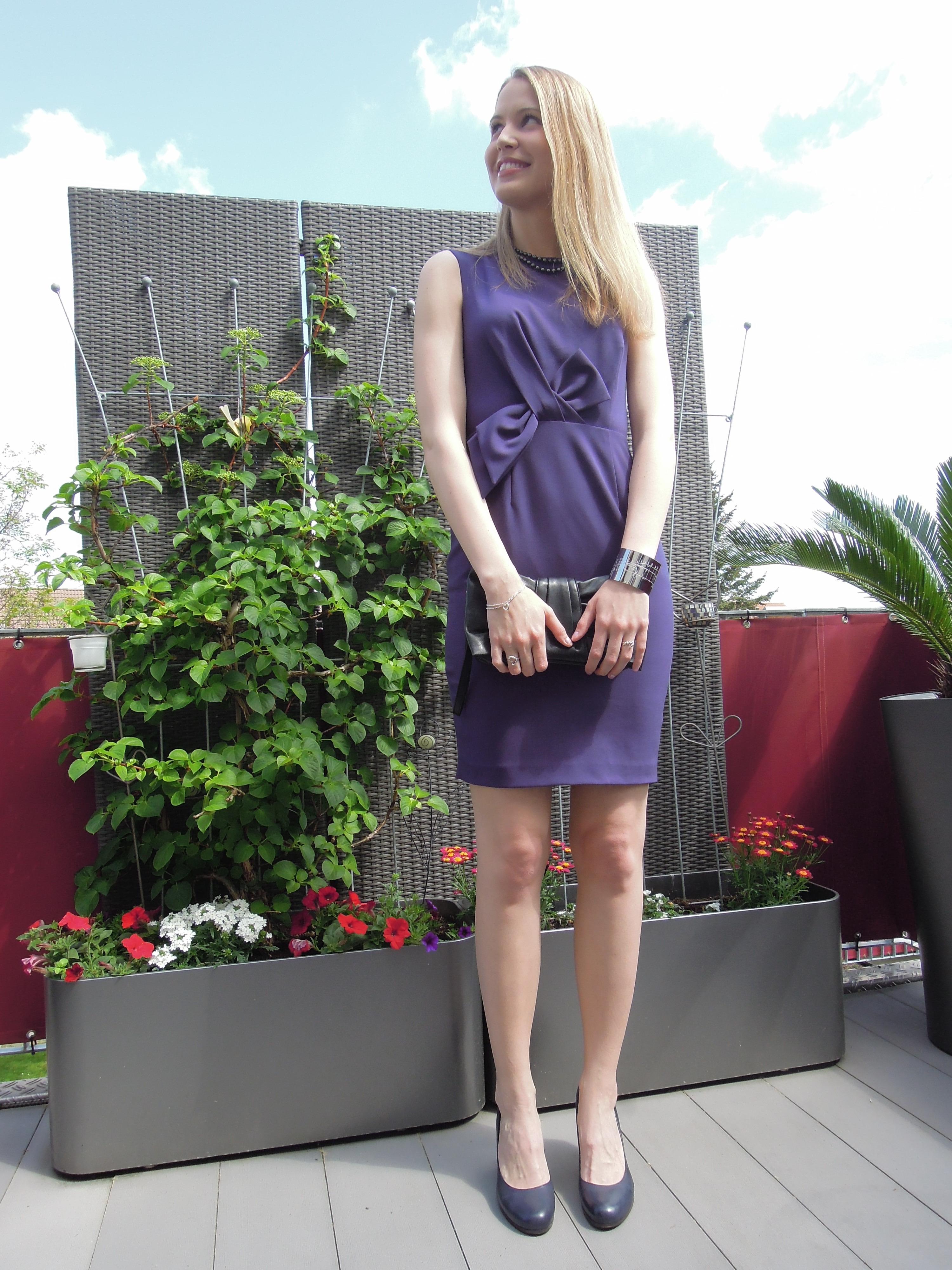 sue CK dress