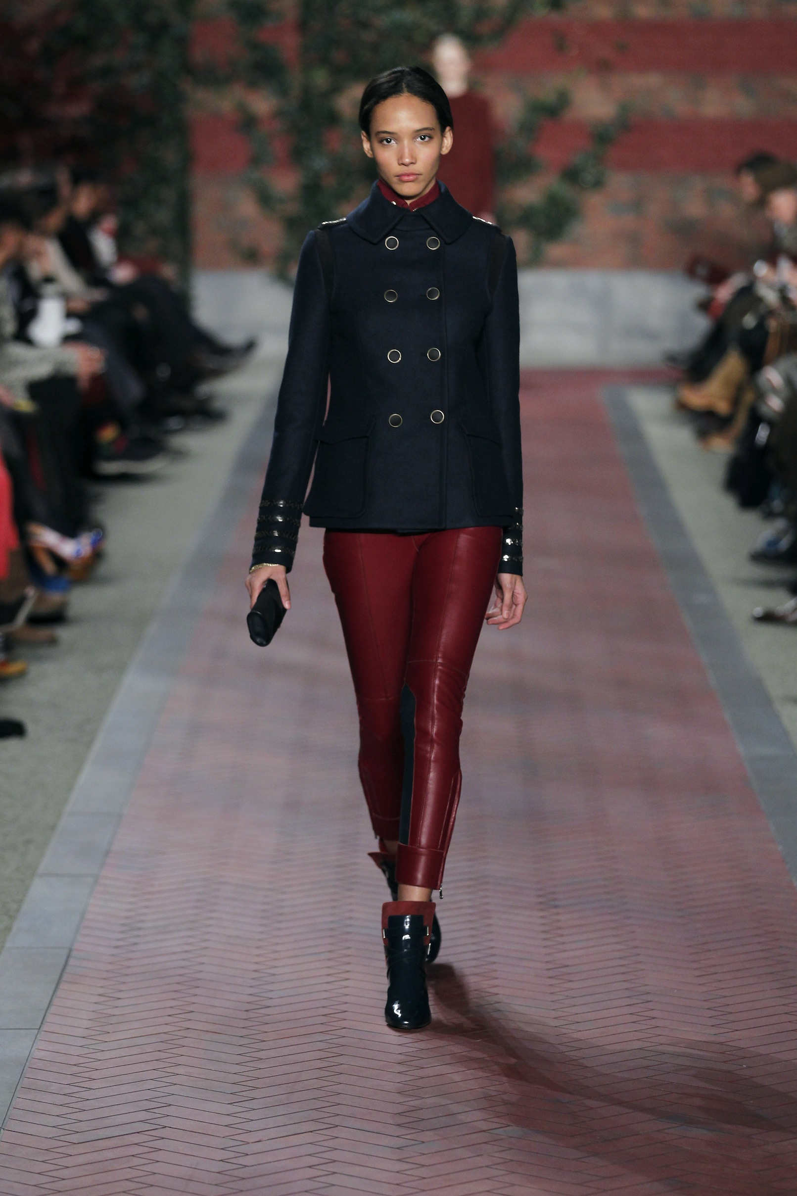FW12 TOMMY HILFIGER WOMEN 2/12/2012 NEW YORK